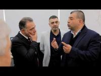 افتتاح مركز اتصال زين في دير علا (فيديو)