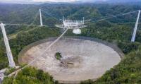 انهيار أكبر تلسكوب في العالم (صور)