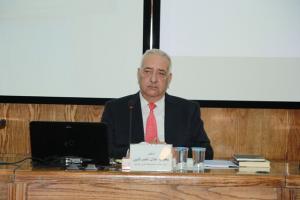 محاضرة في كلية الدفاع الوطني حول التخطيط الاستراتيجي