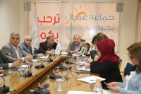 """""""عمان لحوارات المستقبل"""" تطرح خارطة طريق للأزمة الاقتصادية"""