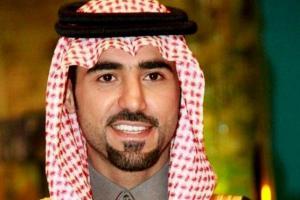 وفاة الأمير ناصر بن سلطان وصديقه الدوسري في حادث مروري