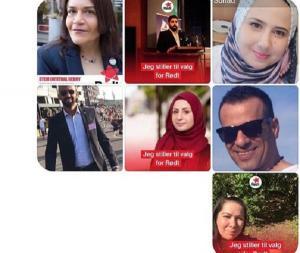 7 فلسطينيين يترشحون للانتخابات البلدية في النرويج