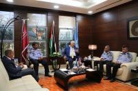 """ندوة حوارية مشتركة بين """"الشرق الأوسط"""" ومديرية الامن العام"""