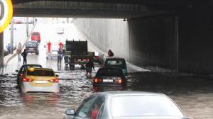 """""""الارصاد"""" تحذر من امطار غزيرة وتشكل السيول الجمعة"""