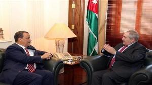 الأردن يتوسط لإطلاق جولة جديدة من المشاورات اليمنية