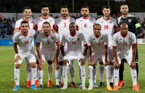 فوز الاردن على الصين تايبيه بتصفيات كأس العالم
