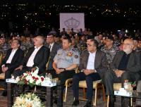 قوات الدرك تحتفي بالذكرى العشرين للجلوس الملكي