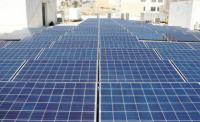 محطة شمسية في الأزرق بقدرة 5 ميغاواط