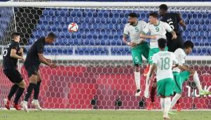منتخب السعودية يودع الأولمبياد بعد مباراة مثيرة أمام ألمانيا