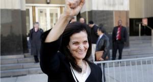 أميركا تسحب الجنسية من المناضلة الفلسطينية رسمية عودة