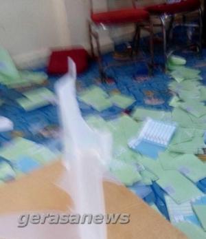 المومني: اعتقال عدد من المعتدين على صناديق الاقتراع في الموقر