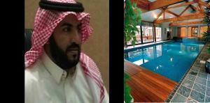 """وفاة الإعلامي السعودي خالد الأثلي في بركة السباحة """"صورة"""""""