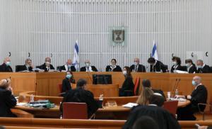 محكمة إسرائيلية تقرر تدفيع منظمة التحرير مليون شاقل