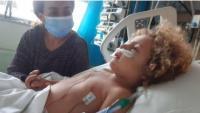 طفل يدخل في غيبوبة بسبب كورونا