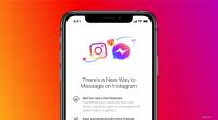 فيسبوك يعلن دمج رسائل إنستغرام مع ماسنجر