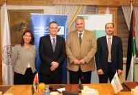 قرض إعادة تمويل رهن عقاري بمبلغ (10) مليون دينار لبنك القاهرة عمان.