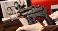 """بيع مسدس """"حرب النجوم"""" بنصف مليون دولار"""