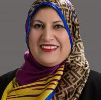 ترقية الدكتورة المحارمة إلى رتبة أستاذ مشارك