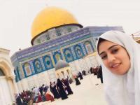 هبة اللبدي تواصل اضرابها عن الطعام لليوم الـ 26