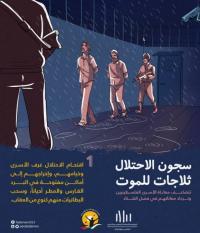 """""""سجون الاحتلال ..  ثلاجات للموت"""""""