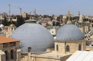 كنيسة القيامة في القدس ترفض  استقبال نائب الرئيس الأمريكي (وثيقة)