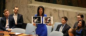 """عقوبات أمريكية على موظفين سوريين بتهمة """"تجهيز أسلحة كيميائية"""""""