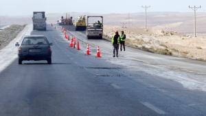 """استئناف العمل بمشروعي الصحراوي والباص السريع """"عمان - الزرقاء"""""""