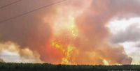 """انفجار في روسيا ينذر بـ """"كارثة نووية"""""""