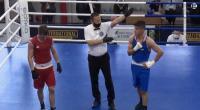 الملاكم عشيش إلى نهائي بطولة أوكرانيا الدولية