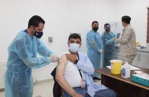 مراكز التطعيم لمن أعمارهم 12 عاما فما فوق وللمتخلفين عن الجرعة الثانية