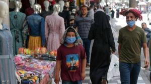غزة تسجل ست وفيات و240 إصابة جديدة بكورونا