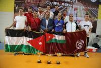 كراتيه الدرك تحصد الذهب في بطولة مرمرة الدولية (صور)