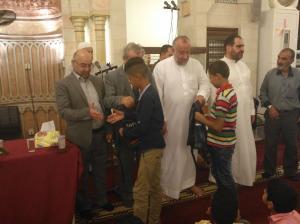 أوقاف اربد الثانية تحتفل بذكرى الهجرة النبوية الشريفة ( صور )