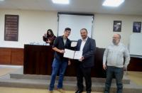 """كلية تقنية المعلومات في """"عمان الأهلية"""" تكرم طلبتها المتفوقين"""