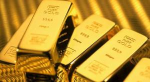 الذهب فوق أدنى مستوى في 4 أسابيع