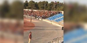 هتافات لصدام حسين بمباراة الأردن والكويت والإعلام الكويتي ينتقد (فيديو)