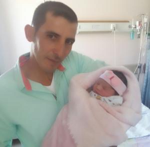 عمر راغب الملاح يرزق بريم