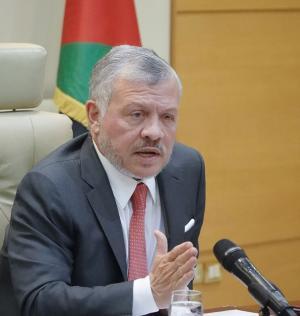 الملك يوجه كلمة للأردنيين مساء الجمعة