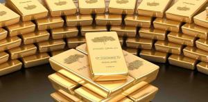 45 طنا من الذهب بخزائن البنك المركزي
