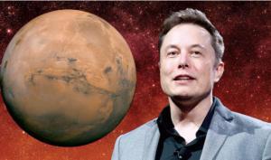 """الملياردير ماسك يخطط لإقامة """"مدينة"""" على المريخ"""