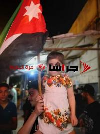 فلسطين بعيون أطفال الأردن