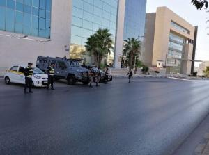 حظر تجول شامل في بلدة القصر بالكرك