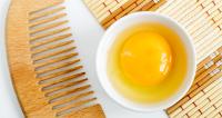 فوائد البيض في علاج الشعر