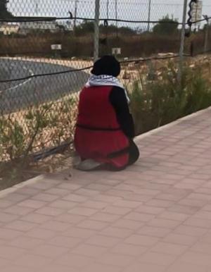اعتقال طفلة فلسطينية بزعم محاولة طعن جندي صهيوني
