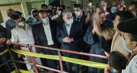 6 وفيات و13 إصابة بسقوط مصريين بغرفة للصرف الصحي