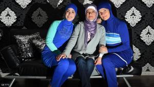 قرار قضائي آخر بتعليق حظر إرتداء البوركيني في مدينة نيس