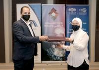 اتفاقية تركيب نظام تنظيف اوتوماتيكي للألواح الشمسية في الاقتصاد الرقمي