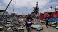 إندونيسيا ..  مقتل 42 شخصا وإصابة المئات بهزة أرضية