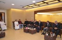 الطلبة العُمانيون في عمان الاهلية يقيمون يوم عزاء بوفاة السلطان قابوس