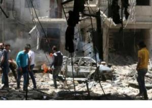 6 دول تطالب بوقف فوري لاطلاق النار في حلب